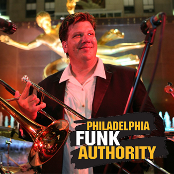 Philadelphia Funk Authority Award Winning Dance And Party